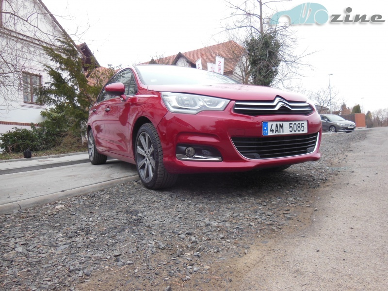 TEST Citroën C4