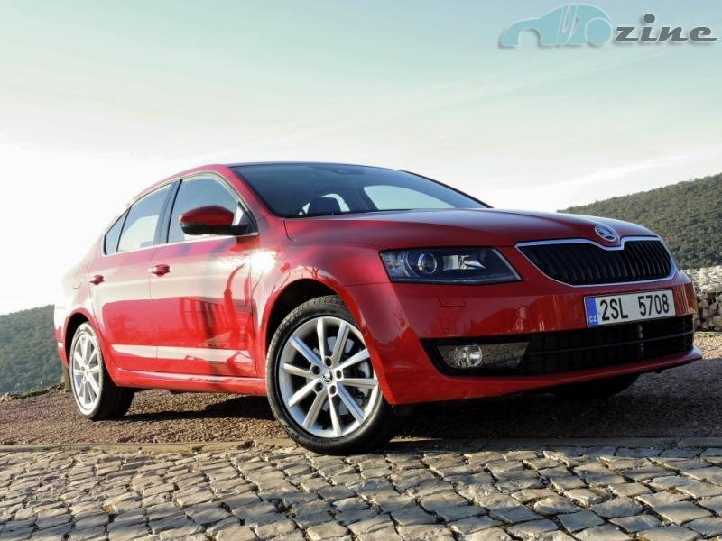 První jízda: Škoda Octavia III
