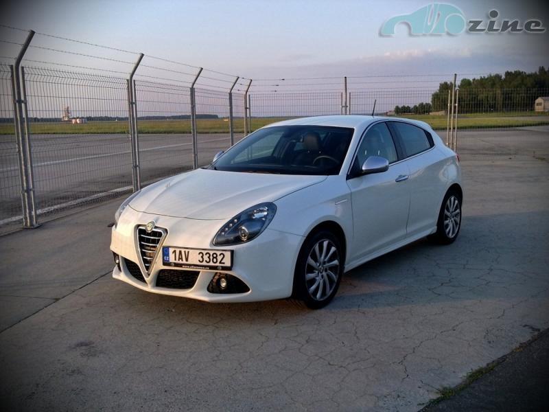 TEST Alfa Romeo Giulietta 1,4T MultiAir