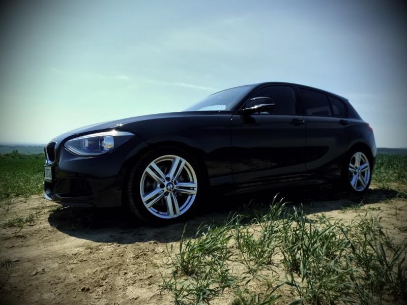 TEST BMW 118i M Sport - Rodinný sportovec