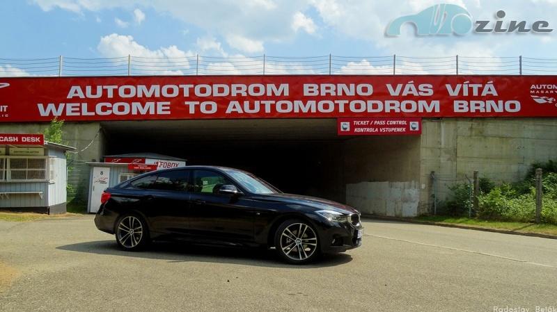 TEST BMW řada 3 GT