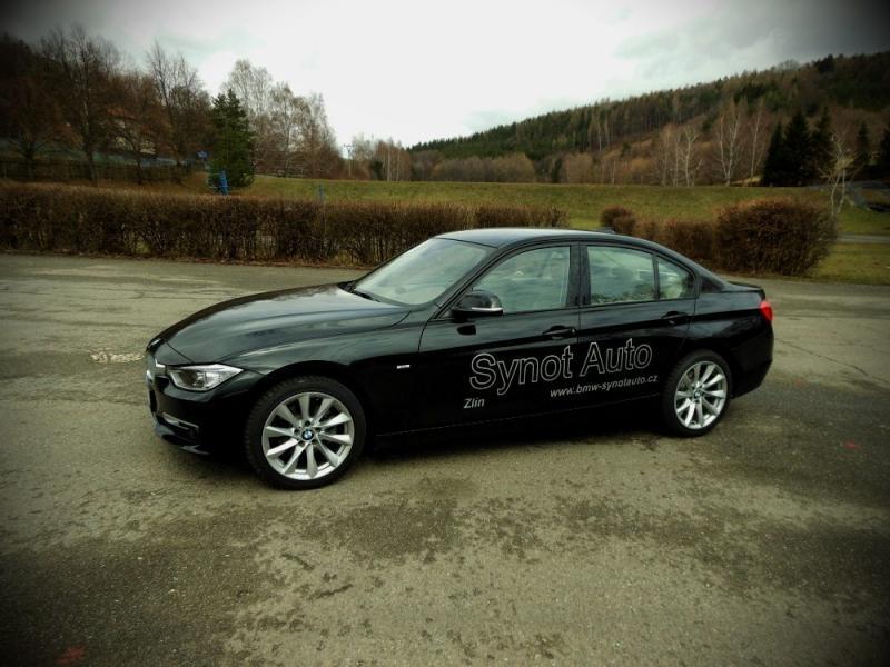 TEST BMW 320d Modern Line - Nejlepší z nejlepších