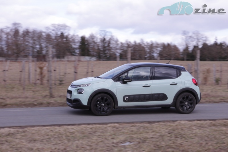 TEST Citroën C3 1.6 HDi
