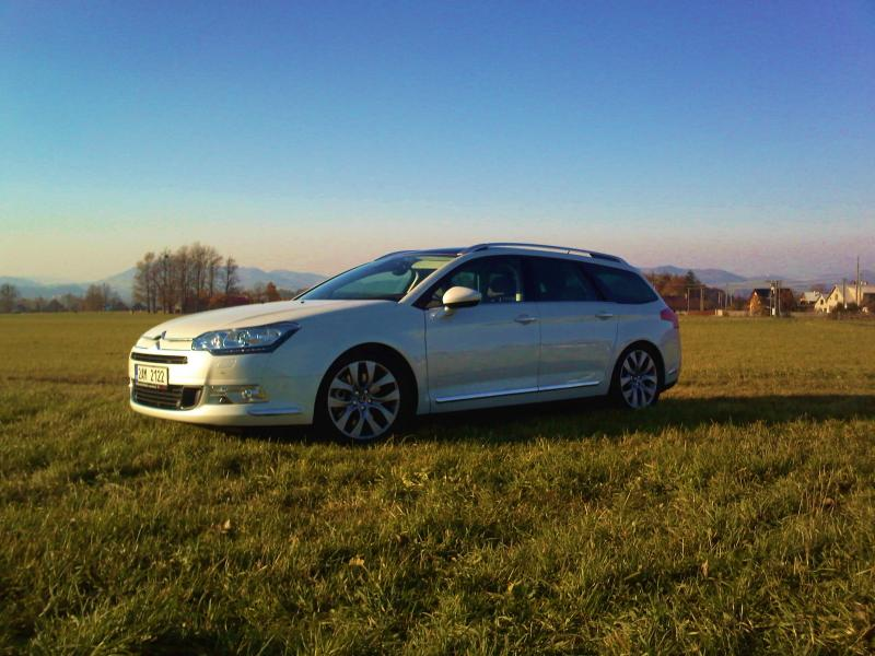 TEST Citroen C5 Tourer 3,0 HDi