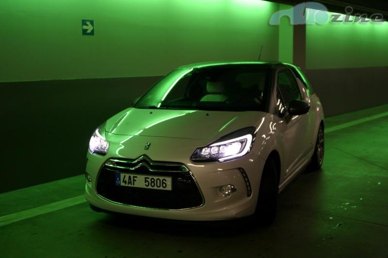 TEST Citroën DS3 1.6 THP 155