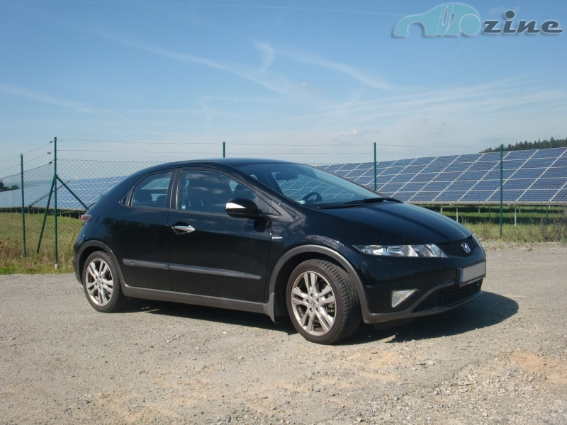 TEST Honda Civic 1.8 i-VTEC Sport