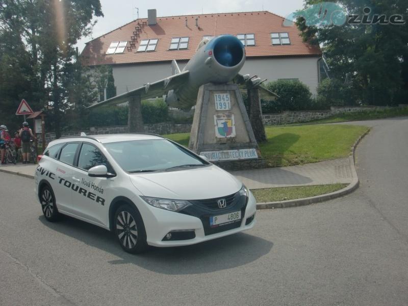TEST Honda Civic Tourer 1.6 i-DTEC