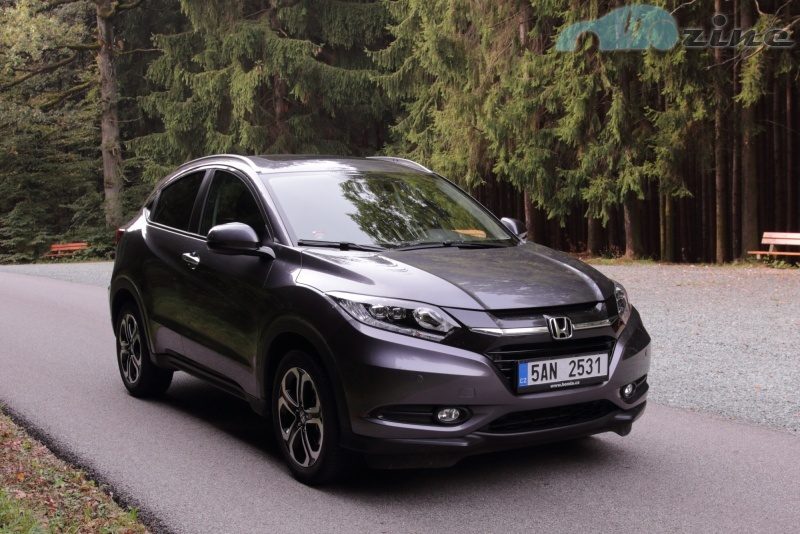 TEST Honda HR-V 1.5 CVT