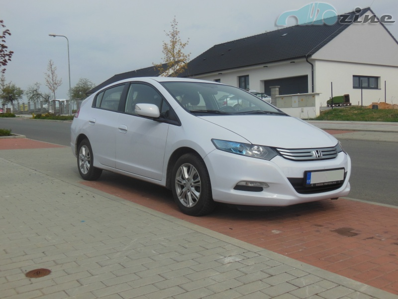 TEST Honda Insight