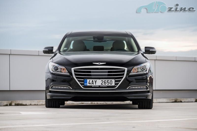 TEST Hyundai Genesis