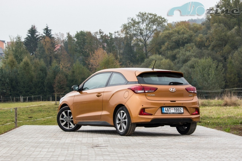 TEST Hyundai i20 Coupe