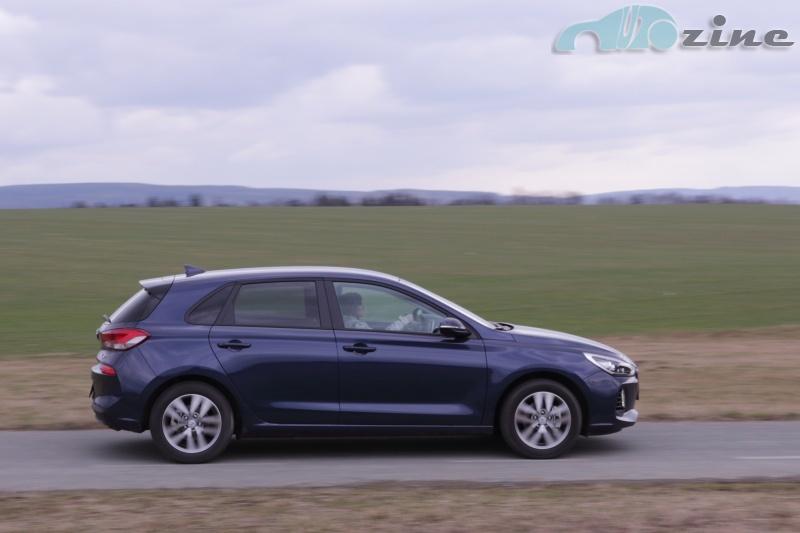 TEST Hyundai i30 1,0 T-GDI