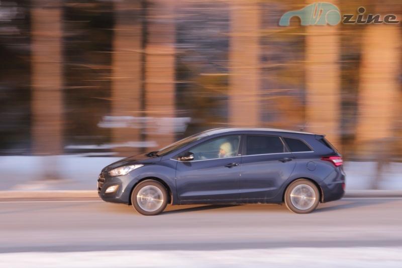 TEST Hyundai i30 kombi 1.6 CRDI