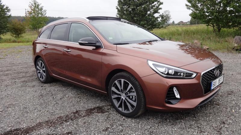 TEST Hyundai i30 – pohledná třicítka z Nošovic