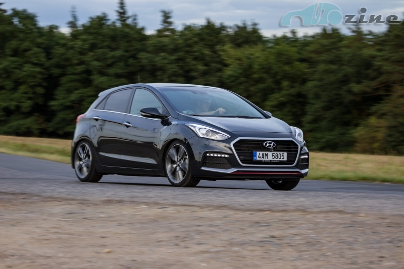 TEST Hyundai i30 Turbo
