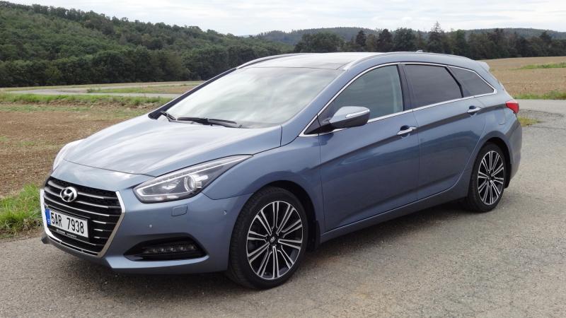 TEST Hyundai I 40 – výborný společník nejen na dlouhé cesty