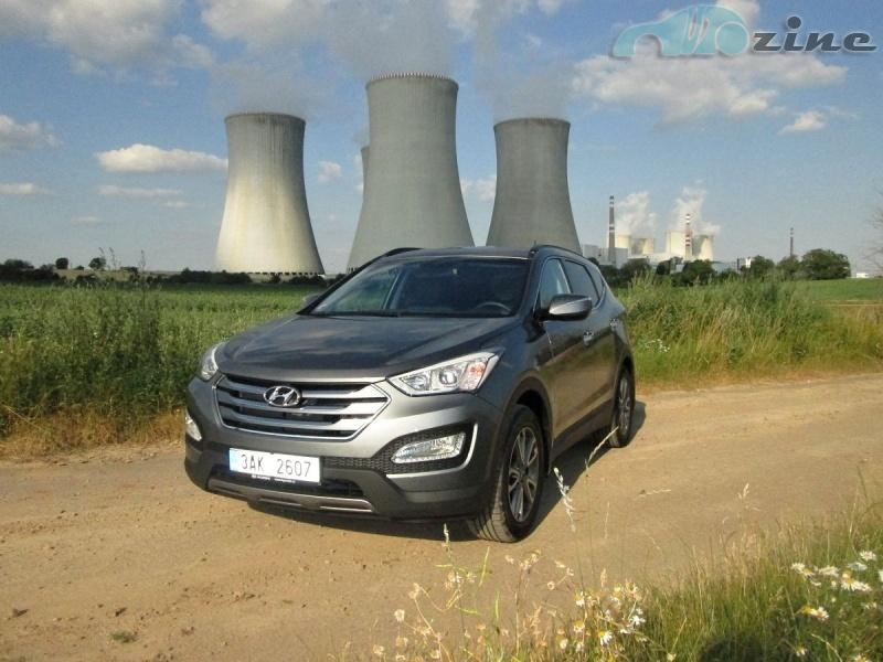 TEST Hyundai Santa Fe 2.2 CRDi AT - Sázka na komfort