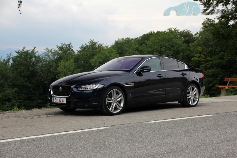 TEST Jaguar XE