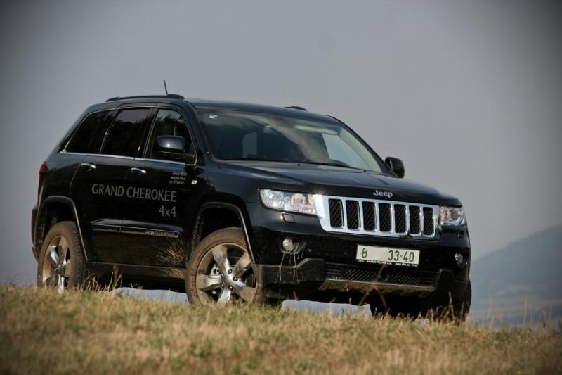 TEST Jeep Grand Cherokee Overland- Nespoutaný indián