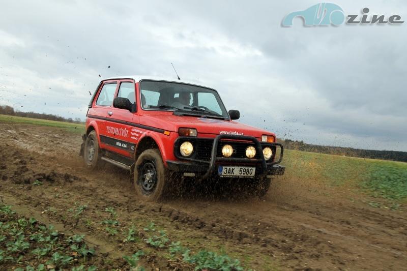 TEST Lada 4x4 - Návštěvník z minulosti