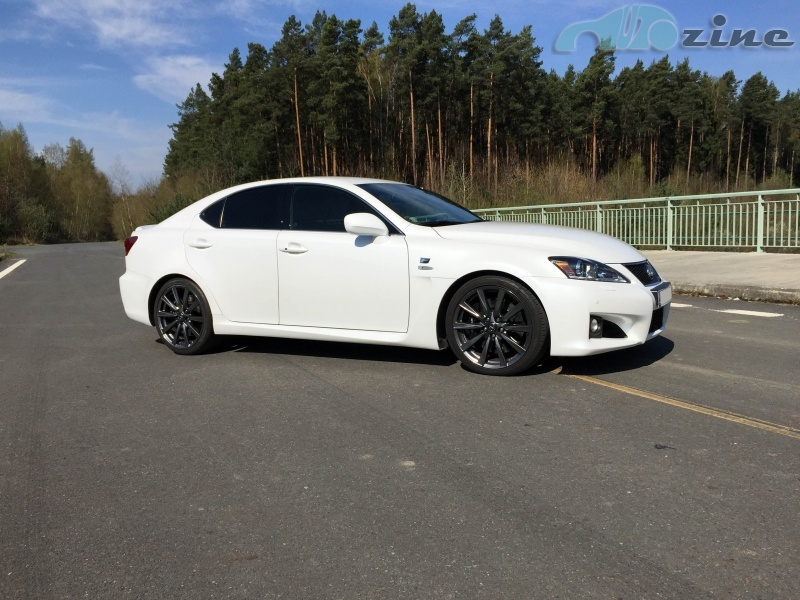 TEST Lexus IS F