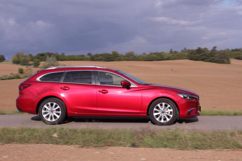 TEST Mazda 6 – japonská elegance