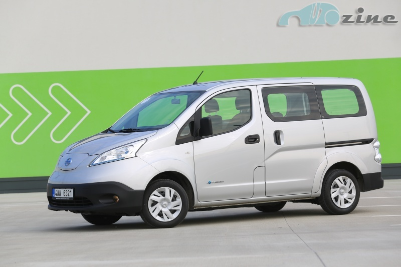 TEST Nissan NV200