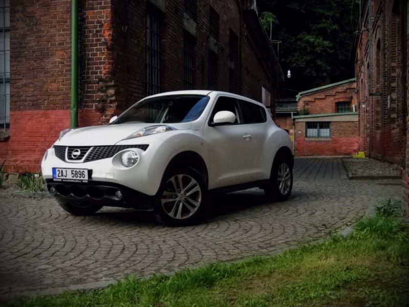 TEST Nissan Juke 1,5 dCi - Rozumný exhibicionista