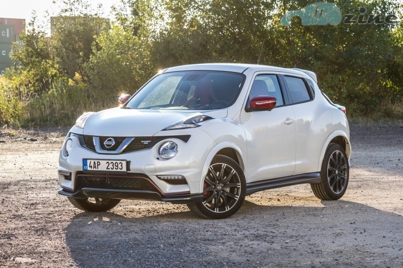 TEST Nissan Juke Nismo RS