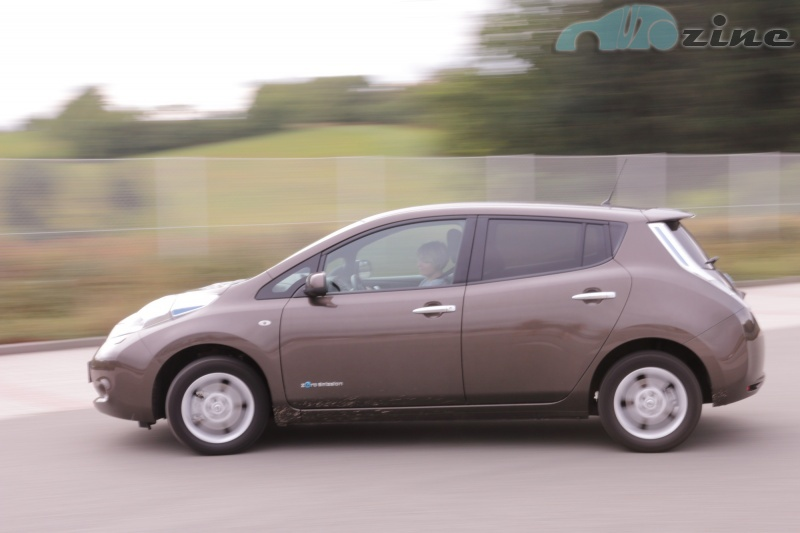 TEST: Nissan Leaf