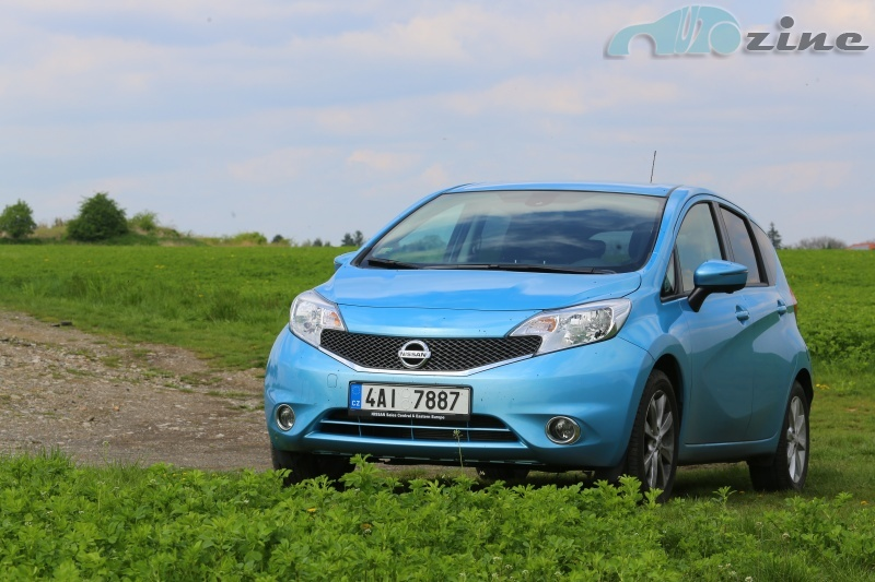 TEST Nissan Note