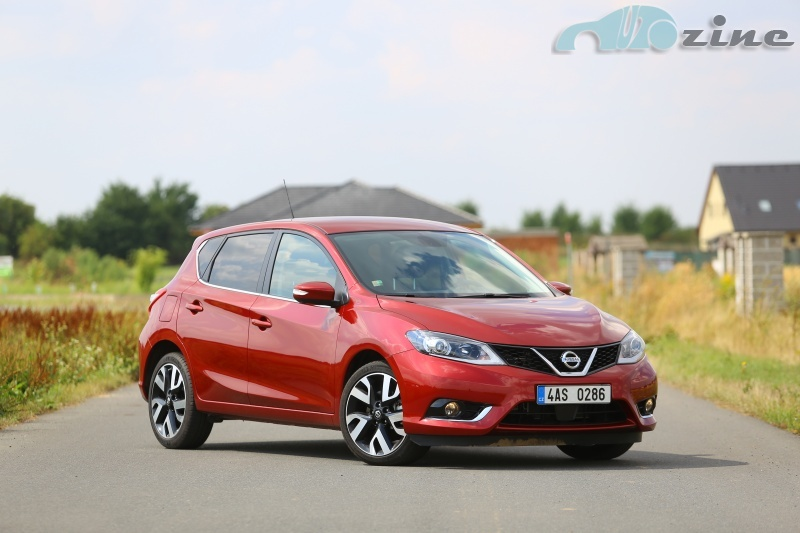 TEST Nissan Pulsar