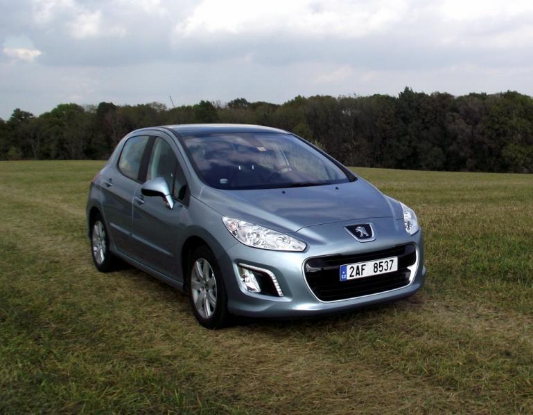 TEST Peugeot 308 1,6 e-HDi - Spotřeba v hlavní roli.