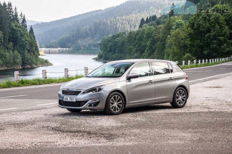 TEST Peugeot 308 2.0 BlueHDi AT - Francouzský šarm
