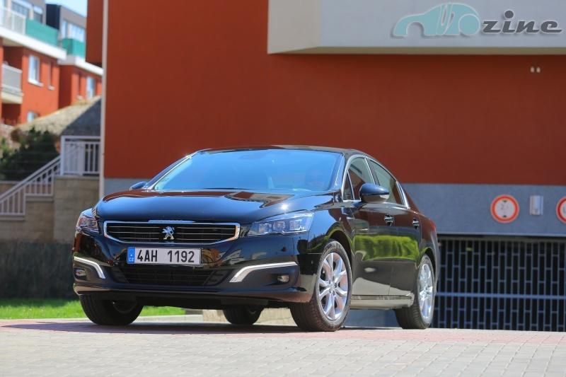 TEST Peugeot 508