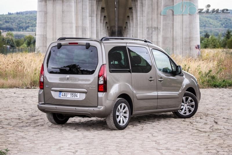 TEST Peugeot Partner