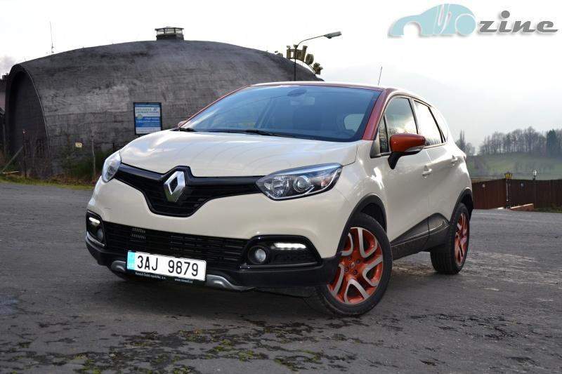 TEST Renault Captur 1.2 TCe 120k EDC Dynamique - Městský stylař