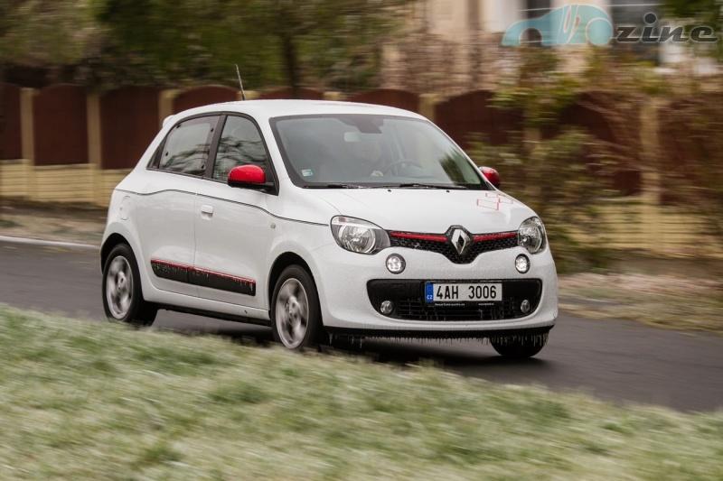 TEST Renault Twingo 1.0 SCe