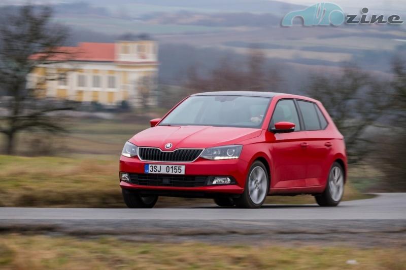TEST Škoda Fabia 1.2 TSI