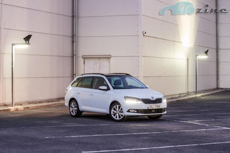 TEST Škoda Fabia Combi