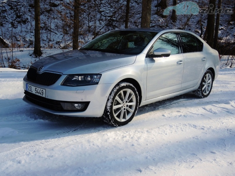 TEST Škoda Octavia 1,2 TSI Elegance - Česká prémiovka