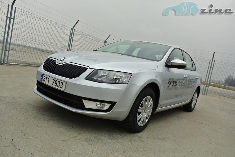 TEST Škoda Octavia 1,6 TDI CR Ambition - Český sen