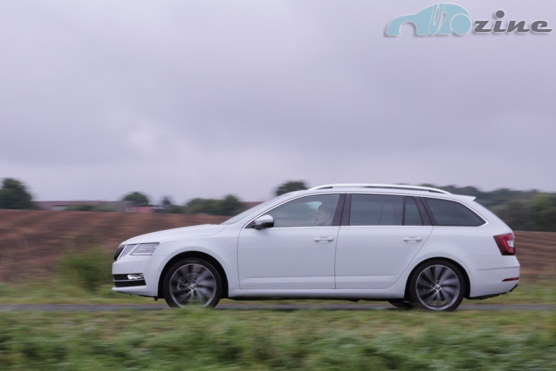 TEST Škoda Octavia Combi L&K - vrcholná Octavia