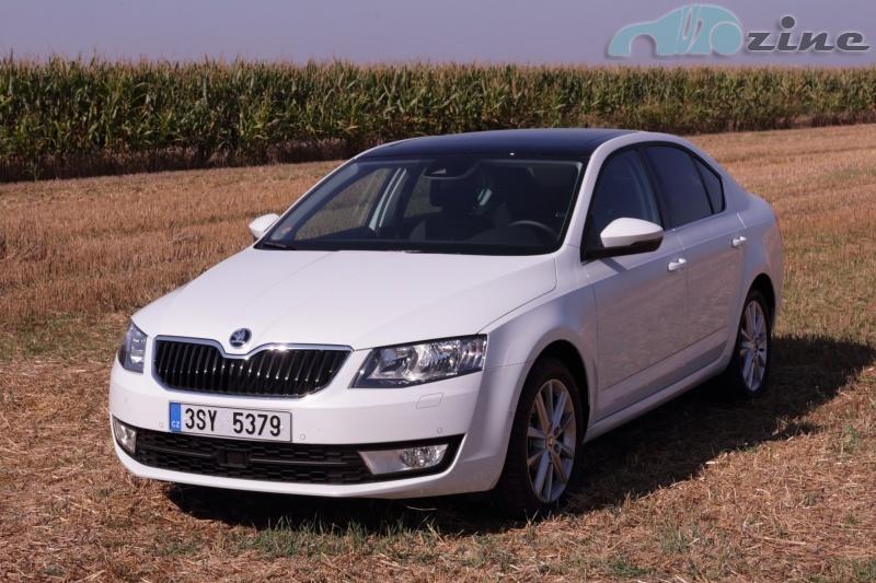 TEST: Škoda Octavia G-TEC