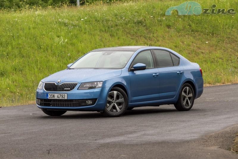 TEST Škoda Octavia Greenline