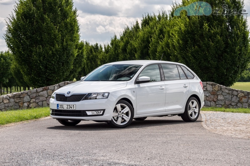 TEST Škoda Rapid Spaceback