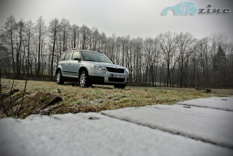 TEST Škoda Yeti 1,4 TSI Ambition - Pro nás
