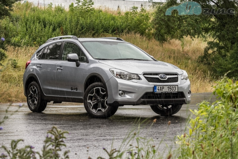 TEST Subaru XV