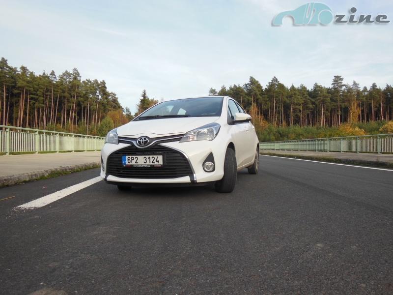 TEST Toyota Yaris 1.33 Dual VVT-i Style
