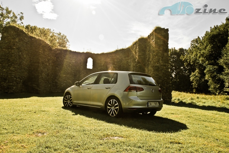 Volkswagen Golf VII 2.0TDI 4Motion 6MT - Pan dokonalý